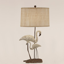 Ocean Egret Table Lamp | Crestview Collection | CVASP042