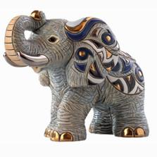 African Elephant Figurine | De Rosa | Rinconada | 1022