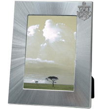 Anchor Nautical 5x7 Photo Frame | Heritage Pewter | HPIFR3139LG
