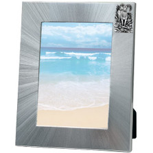 Bighorn Sheep 5x7 Photo Frame | Heritage Pewter | HPIFR713LG