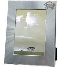 Blue Crab 5x7 Photo Frame | Heritage Pewter | HPIFR3243LG