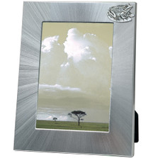 Frog 5x7 Photo Frame | Heritage Pewter | HPIFR3134LG