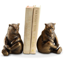 Bear Bookends | 33760 | SPI Home