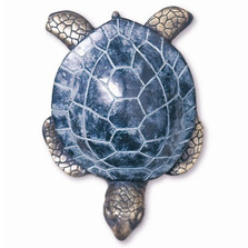 Sea Turtle Brass Door Knocker | 30553 | SPI Home
