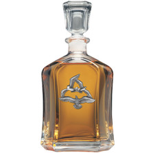 Seagull Capitol Decanter | Heritage Pewter | HPICPT4140