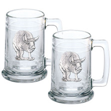 Pig Beer Stein Set of 2 | Heritage Pewter | HPIST3780