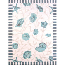 Blue Shells Area Rug | United Weavers | 541-50660