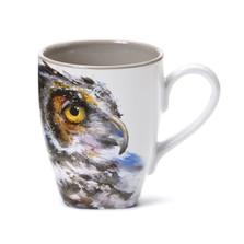 Owl Stoneware Mug | Big Sky Carvers | 3005050299
