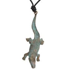 Alligator Pendant Necklace | Cavin Richie Jewelry | KB150PEND