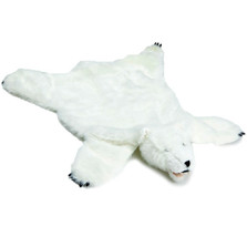 White Bear Large Plush Rug | Carstens | BR102