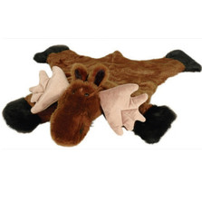 Moose Large Plush Rug | Carstens | LMR101