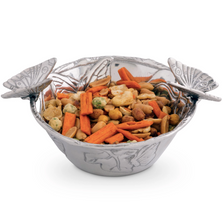 Butterfly Nut Bowl | Arthur Court Designs | 102212