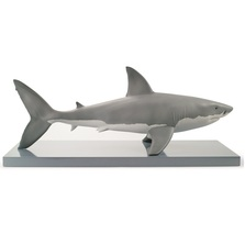 White Shark Porcelain Figurine | Lladro | 1008470