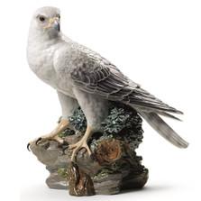Gyrfalcon Porcelain Figurine | Lladro | 1008722