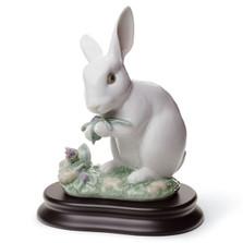 Rabbit Porcelain Figurine | Lladro | LLA01008517