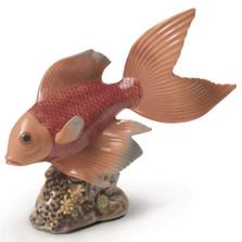 "Fish Porcelain Figurine "" Underwater Calm "" | Lladro | LLA01009142"