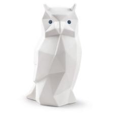 Origami Owl Matte White Porcelain Figurine | Lladro | LLA01009270