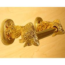 Goldfish Toilet Paper Holder | Functional Fine Art