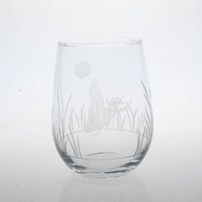 Duck Stemless Wine Glass Set of 4 | Rolf Glass | ROL220338