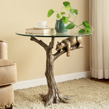 """Sleepy Bear"" End Table 