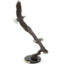 "Eagle Sculpture ""Aerial Ballet"" 