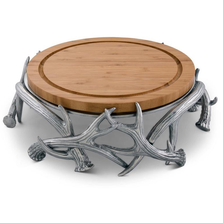 Antler Cheese Board | Arthur Court Designs | 202A31