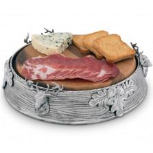 Elk Cheese Board | Arthur Court Designs | 201L31
