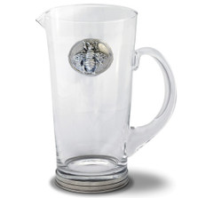 Bee Glass Pitcher | Vagabond House | N457-BE