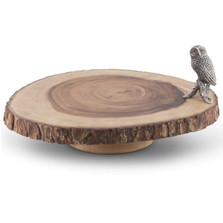 Owl Cheese Board | Vagabond House | G275OW-1
