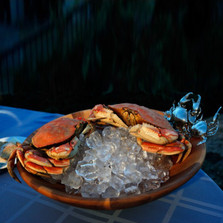 Crab Salad Serving Bowl | Vagabond House | O212CL-1