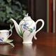 Hummingbird Teapot | fz00132 | Franz Porcelain Collection