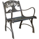 Tree Cast Iron Chair Painted Sky | Painted Sky | PSPC-TRE-200BR