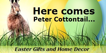 Easter Gifts and Decor