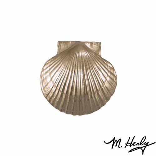 Bay Scallop Nickel Silver Door Knocker Michael Healy