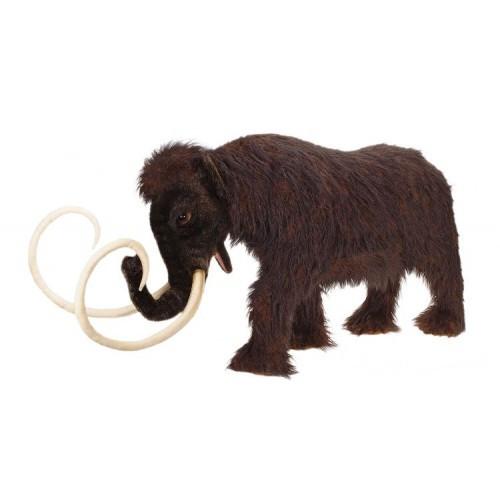 Woolly Mammoth Giant Stuffed Animal Mammoth Ride On Hansa Toys