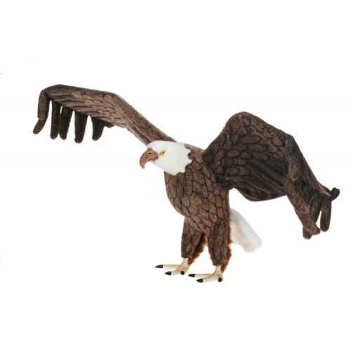 Eagle Life Sized Stuffed Animal Eagle Plush Statue Hansa Toys