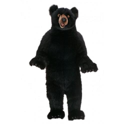 Black Bear Fritz Large Stuffed Animal Plush Black Bear Hansa Toys