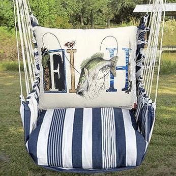 Bass Hammock Chair Swing Marina Magnolia Casual