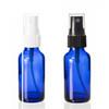 1 Ounce Cobalt Blue Boston Round w/ Sprayer