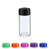 Wide Mouth Vial 23 x 50 mm - Concave Bottom