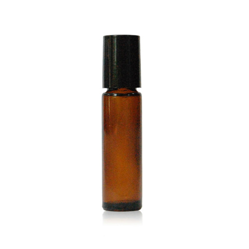 1/3 Ounce Amber Roll-on Bottle