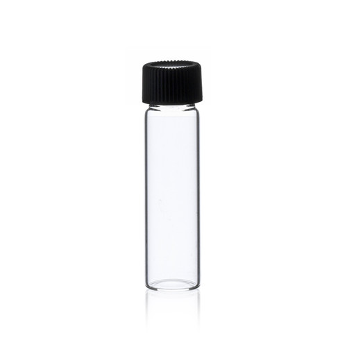 2 Dram Glass Vial - 17 x 60 mm - Includes Cap!