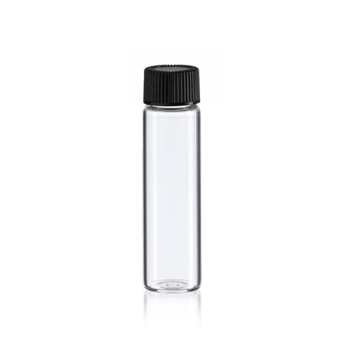 3 Dram Glass Vial - 19 x 65 mm - Includes Cap!