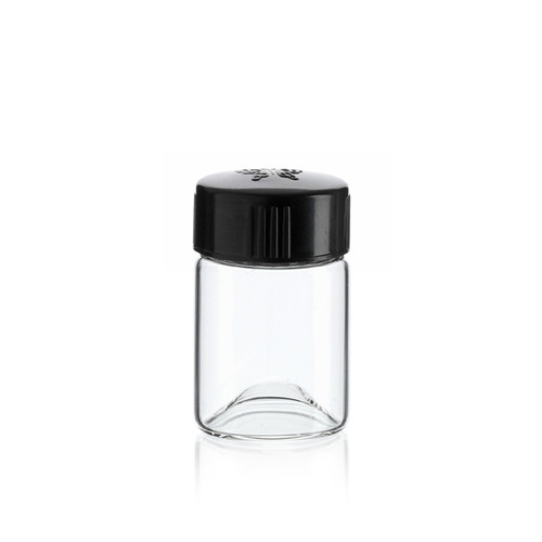 Wide Mouth Vial 27 x 40 mm - Concave Bottom
