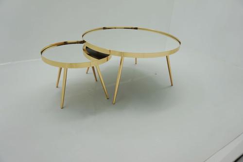 2 Pc Nesting Coffee Table - 723918