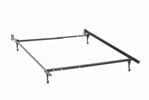 Bed Frames - Twin/full Bed Frame Black - 9601TF