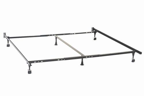 Bed Frames - Queen/eastern King/california King Bed Frame Black - 9601QK