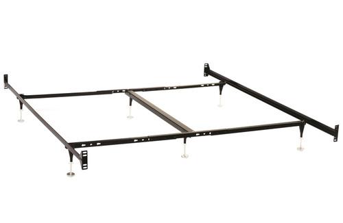 Bed Frames - Queen/eastern King Bed Frame Black - 9602QK