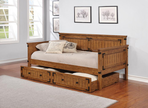 Coronado Collection - Twin Daybed Rustic Honey - 300675