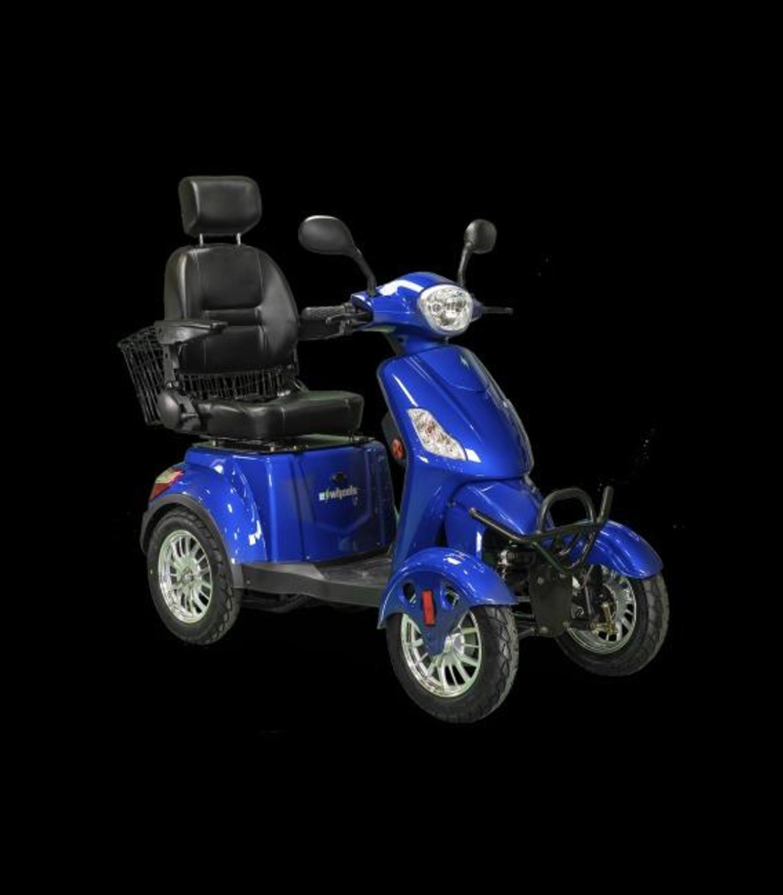 Electric Bariatric 4-Wheel Scooter (Free Worldwide Shipping)